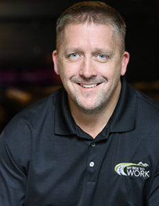 Brian Smith, Compliance and Tech Manager