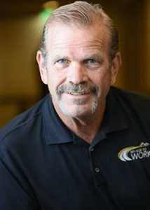Mark Riddle, Maintenance and Fleet Manager
