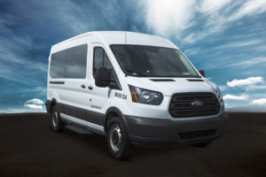 Ford Transit-T; 14 PAX